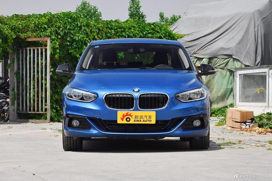 1月新车比价 宝马1系北京7.8折起