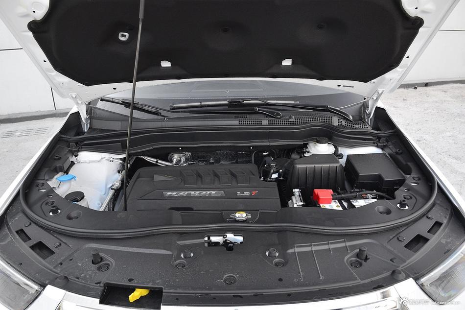 2017款哈弗H6运动版1.5T手动两驱精英型蓝标