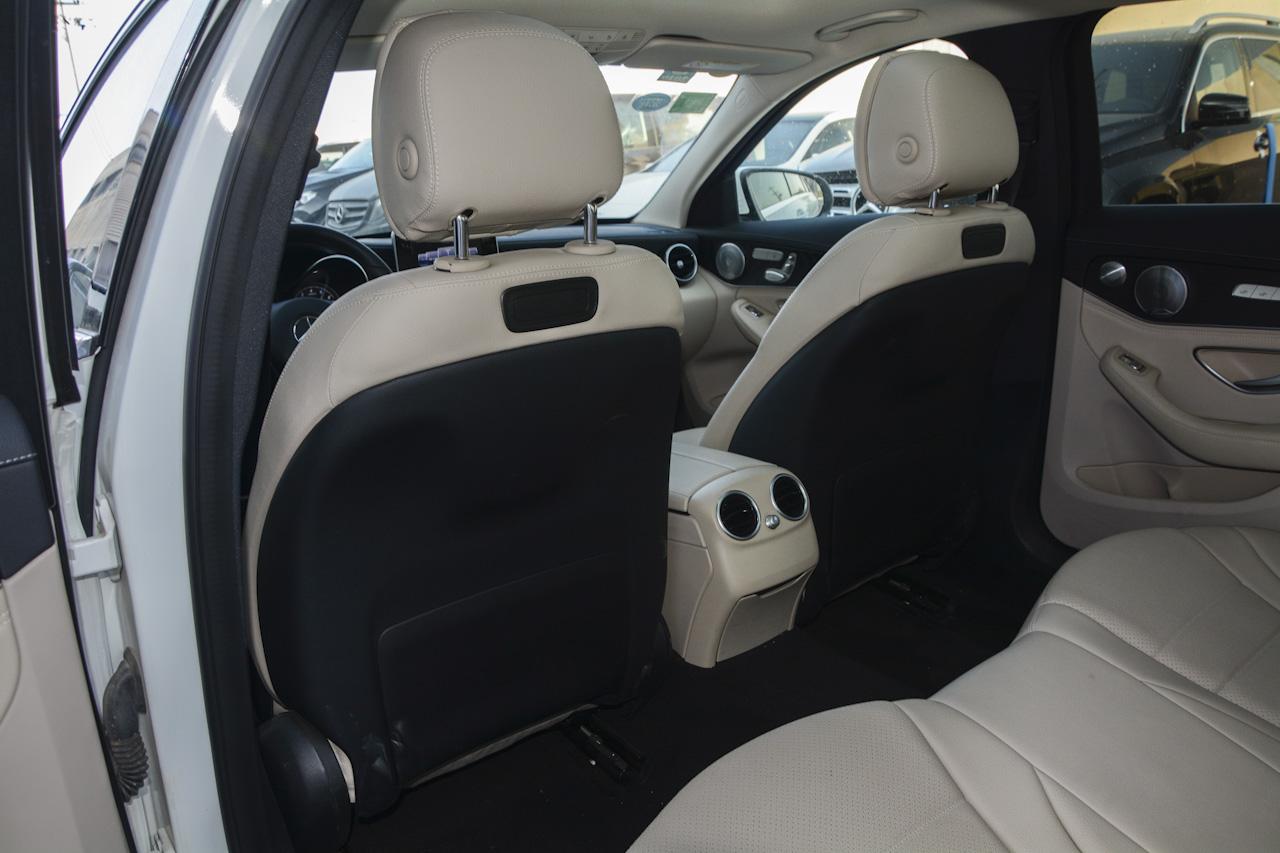 2017款改款奔驰C级C200L 2.0T自动