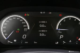 2018款WEY VV6 2.0T自动四驱旗舰型