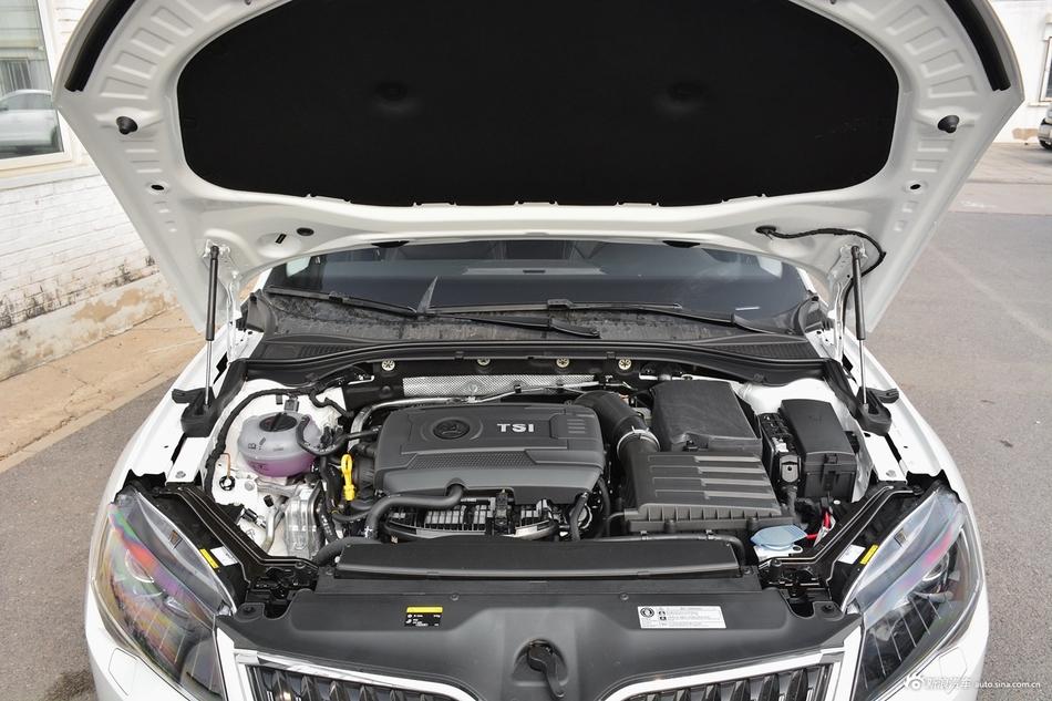 2018款速派1.8T自动TSI330 DSG豪华版
