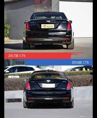CT6新老车型外观/内饰有何差异