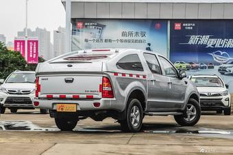 2016款 拓陆者 2.8T E3 柴油两驱舒适版BJ493ZLQ4