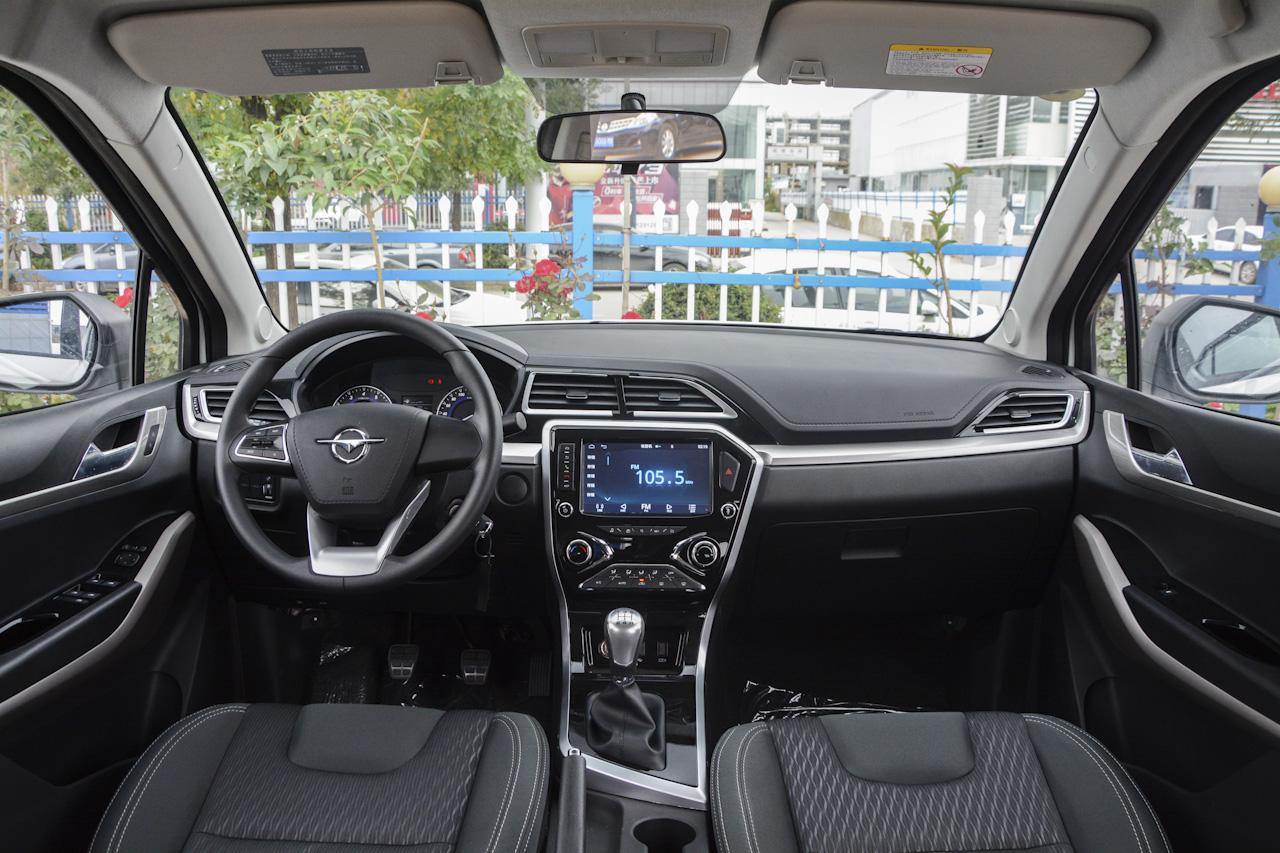 2018款海马S5青春版 1.6L手动精英型