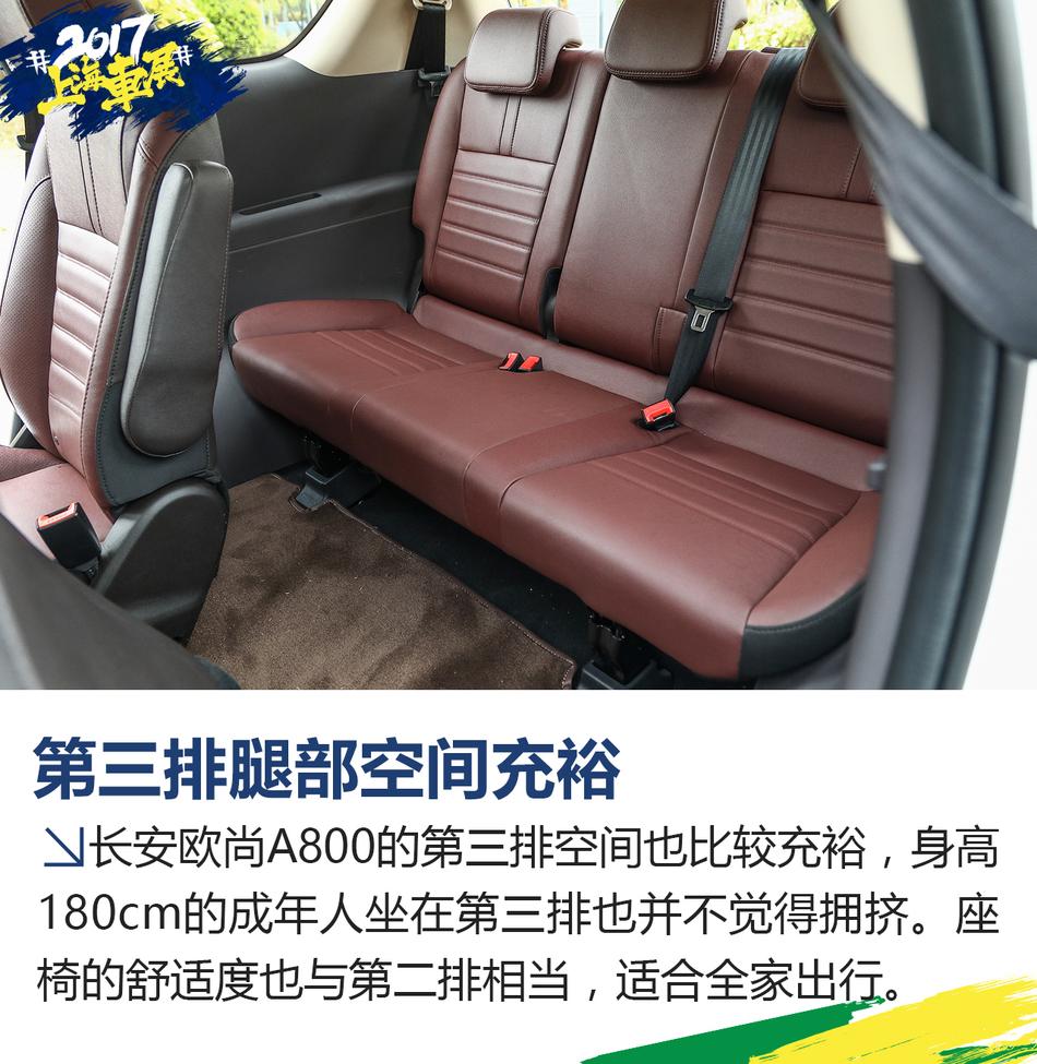 上海车展静态评测长安欧尚A800