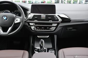 2018款宝马X3 xDrive25i 豪华套装