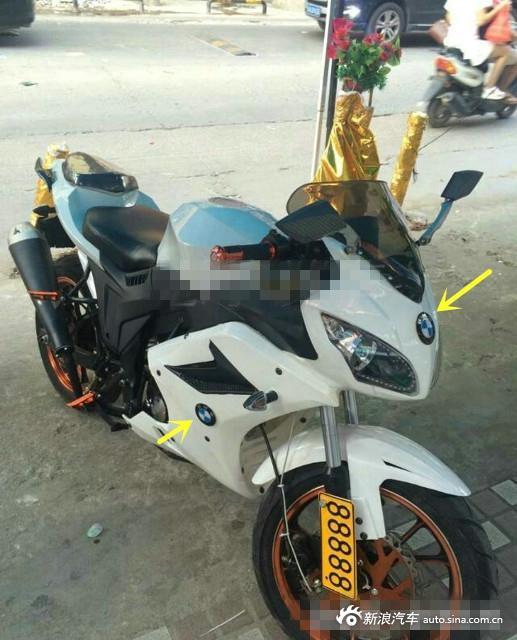 广东最牛的10辆摩托车 回头率不输兰博基尼