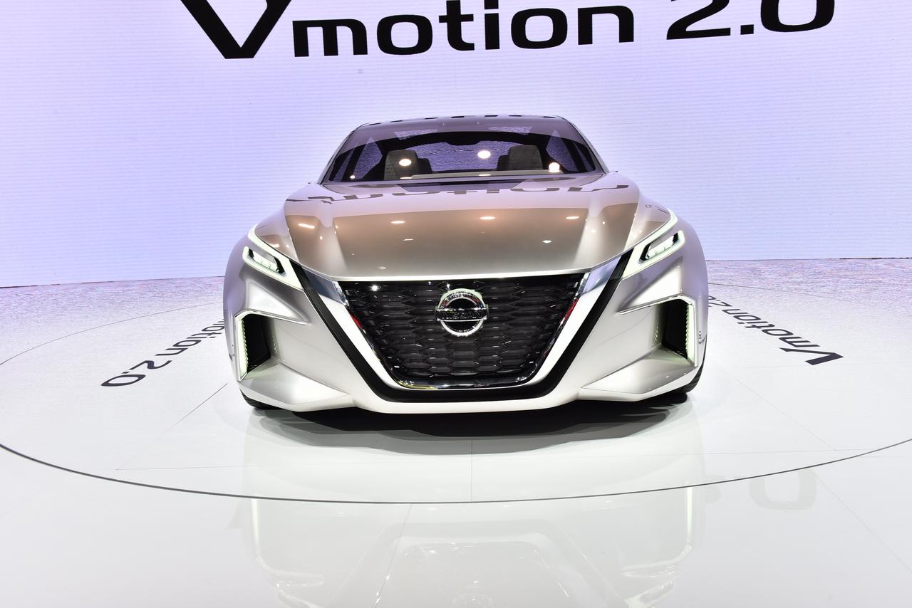 日产Vmotion 2.0