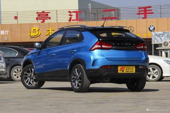 2017款纳智捷 U5 SUV 1.6L手动骑士版