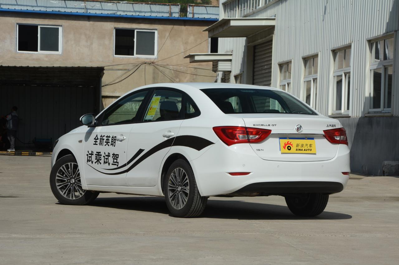 2017款英朗1.5L自动豪华型15N