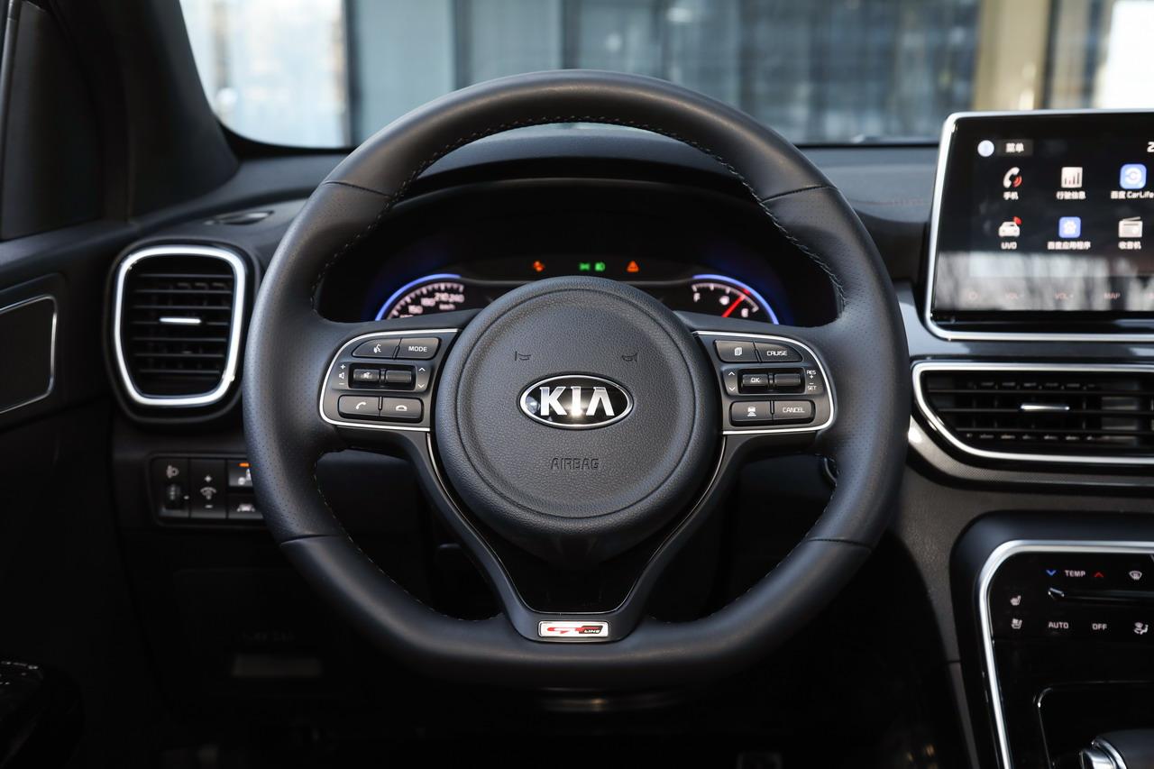 2019款起亚KX5 基本型