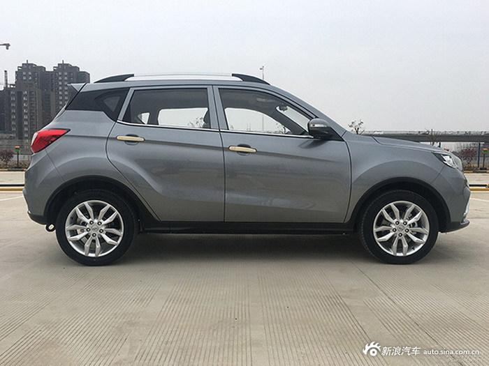 """陆风仿三菱欧兰德做出新车 """"逍遥""""将量产"""