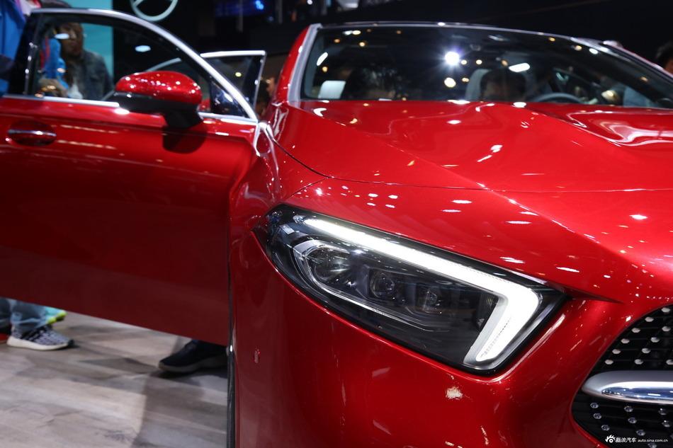 新车17.56万起 奔驰A级(进口)地区促销