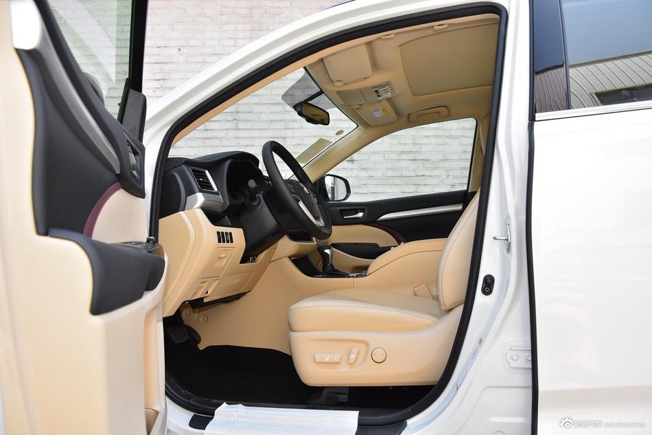 2017款汉兰达2.0T自动四驱豪华版7座
