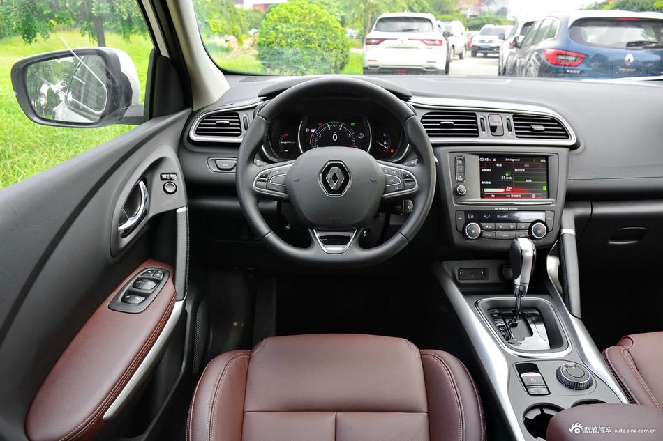 新车12.34万起 雷诺科雷嘉新浪全国促销