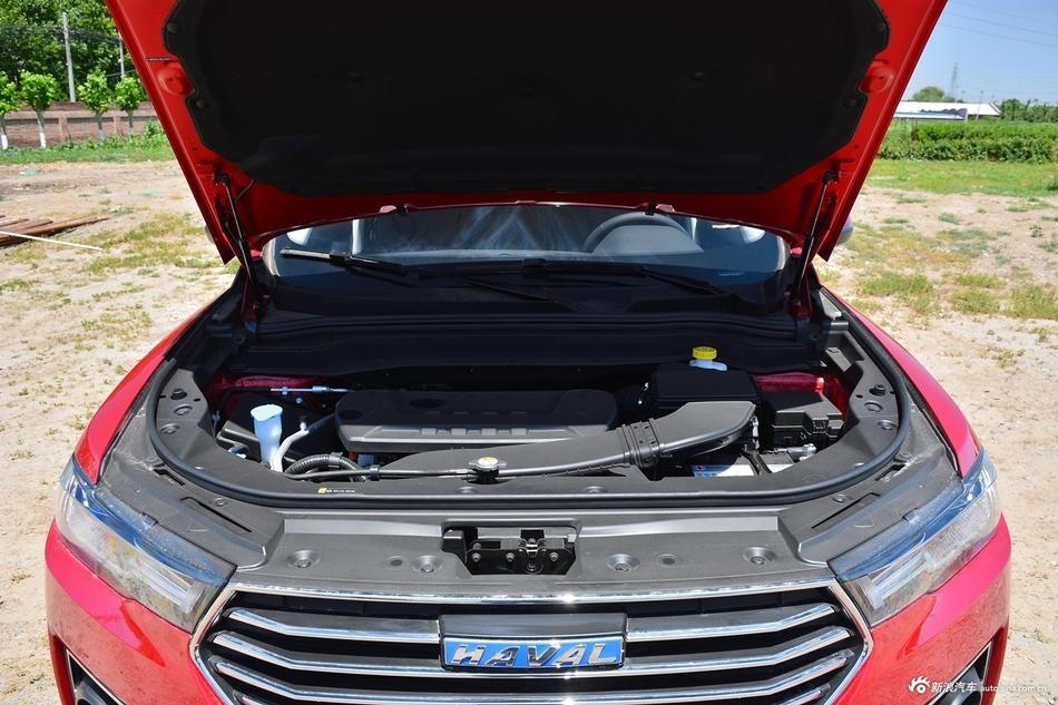2018款哈弗H6 换代2.0T自动豪华型蓝标