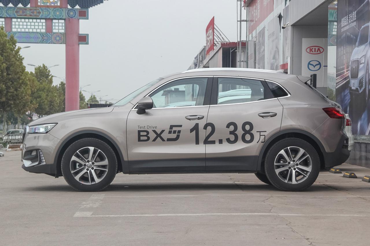 2017款宝沃BX5 20TGDI 1.4T自动两驱领先型