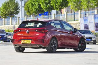 2016款威朗GS 1.5T自动燃情运动型20T