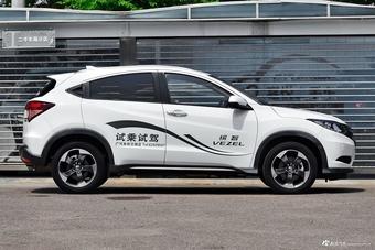 2017款缤智1.8L自动CVT四驱旗舰型
