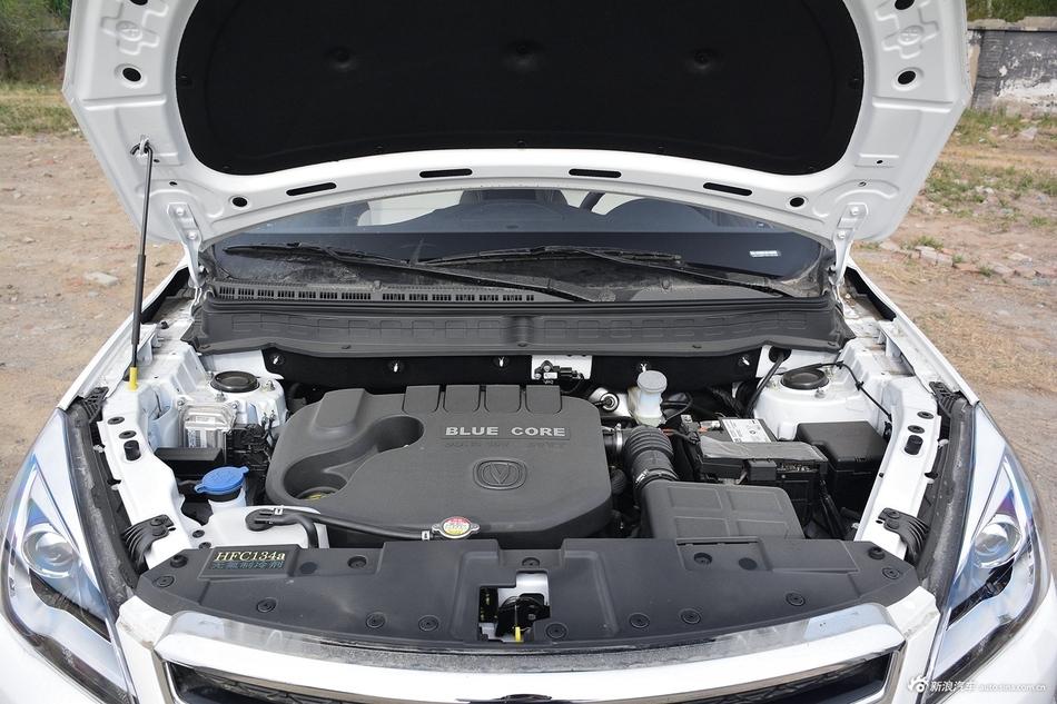 2017款CS35 1.6L手动尊贵型