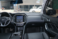 2018款驭胜S350 2.0T自动四驱柴油超豪华版5座