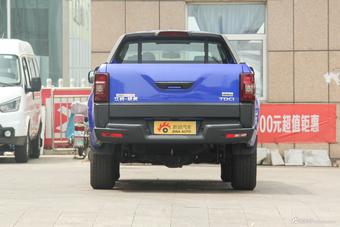 2017款域虎7 2.4T手动柴油四驱豪华版JX4D24A5L