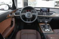 2018款奥迪A6L 30周年年型 45 TFSI quattro 豪华型