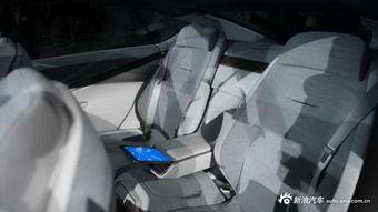 凯迪拉克未来新旗舰亮相 比奥迪A9更梦幻