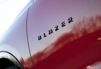 雪佛兰Blazer