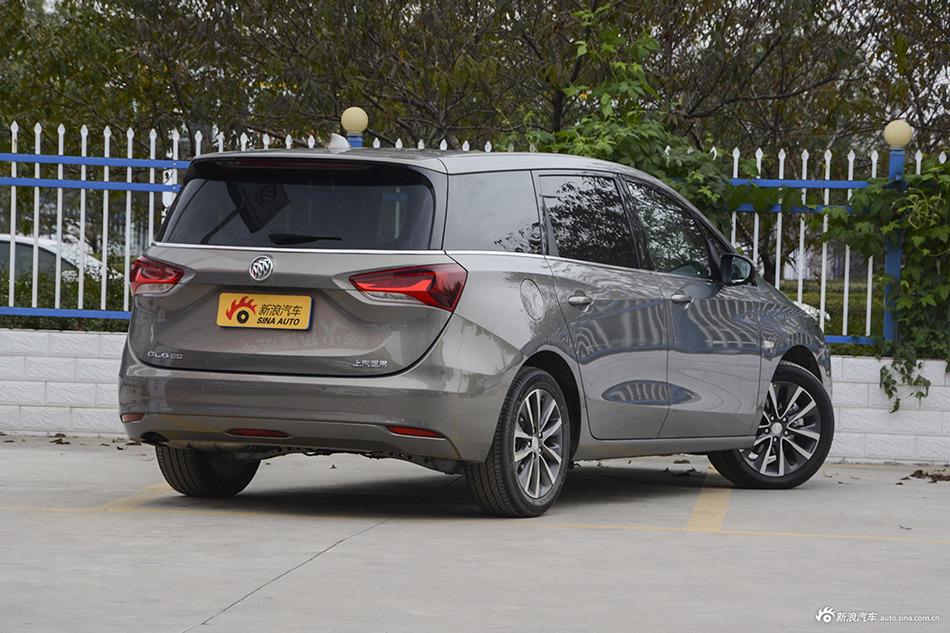 新车12.94万起 别克GL6郑州地区促销