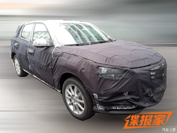 年内上市 疑似荣威RX5纯电动版谍照 手机新浪汽车高清图片