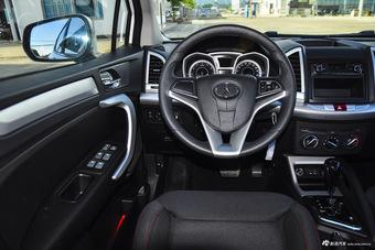 2016款瑞风S3 1.5L自动CVT豪华型 典雅白