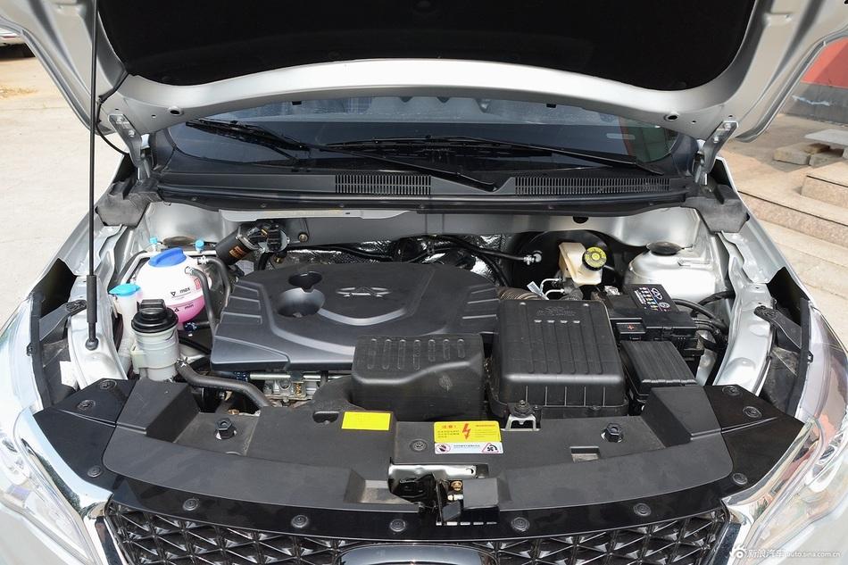 2016款凯翼V3 1.5L手动智联II导航版