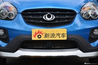2016款吉利熊猫1.0L AMT帅真版