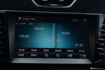 2015款中兴GX3 1.5L手动精英版