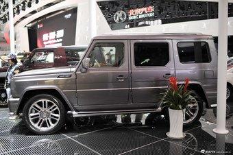 2014款北京汽车BJ80