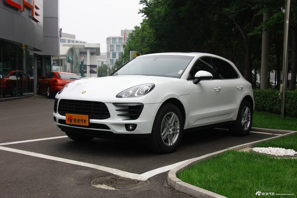 2014款保时捷Macan S