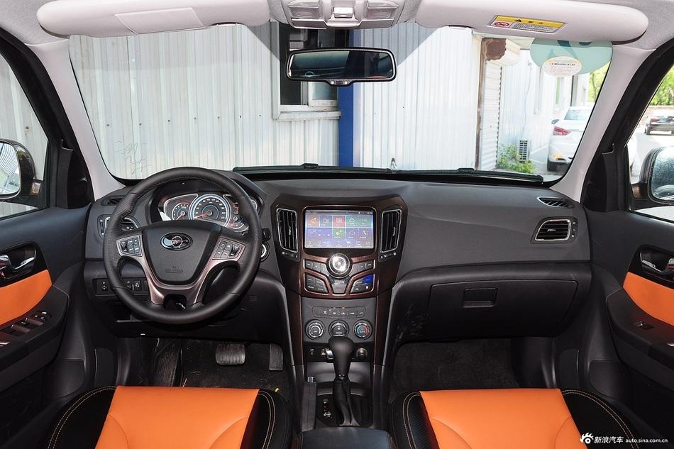2015款海马S7改款1.8T自动纵领型