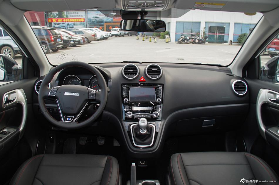 2015款哈弗H6升级版1.5T手动四驱精英型