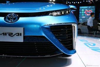 2015上海车展:丰田MIRAI概念车
