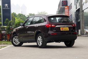 2015款众泰T600 1.5T手动豪华型