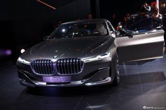 2014款宝马Future Luxury