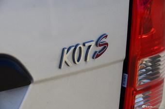 2015款小康K07S 1.0L手动实用型