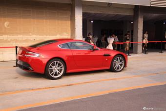 V8 Vantage 实拍图