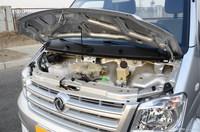 2015款小康K01 1.0L手动2.7m瓦楞货箱车型