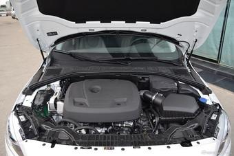 沃尔沃V60底盘图