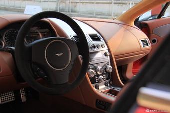V8 Vantage 内饰实拍