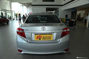 2014款威驰1.5L手动智尚版