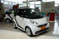 2012款smart双座