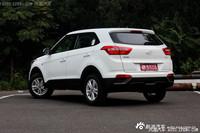 现代ix25新增1.6T车型 售15.58-16.98万